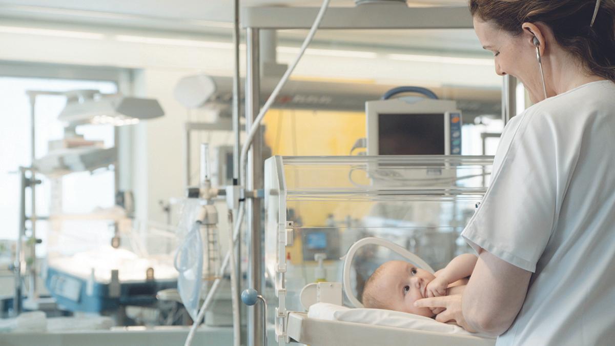 Unidad de Cuidados Intensivos de Clínica Rotger con presencia de Neonatólogo 24/7.