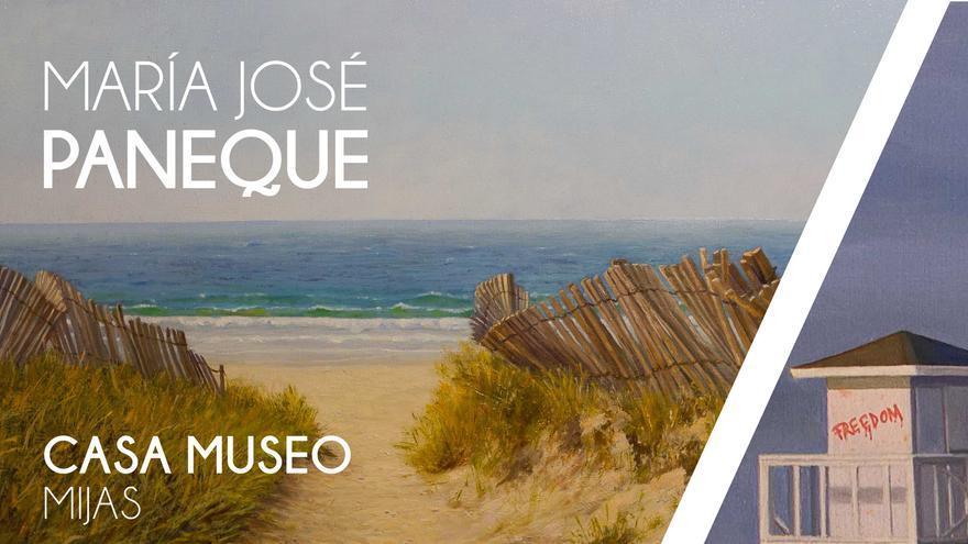 Exposición de pintura María José Paneque
