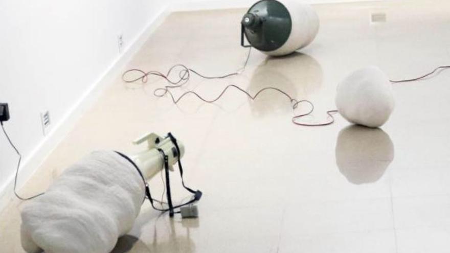 Pablo Bellot gana el premio Encuentros de Arte Contemporáneo