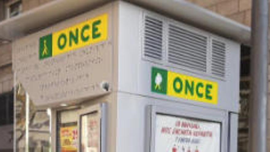 El «Cupó Diari» de l'ONCE reparteix 105.000 euros a Santa Cristina d'Aro