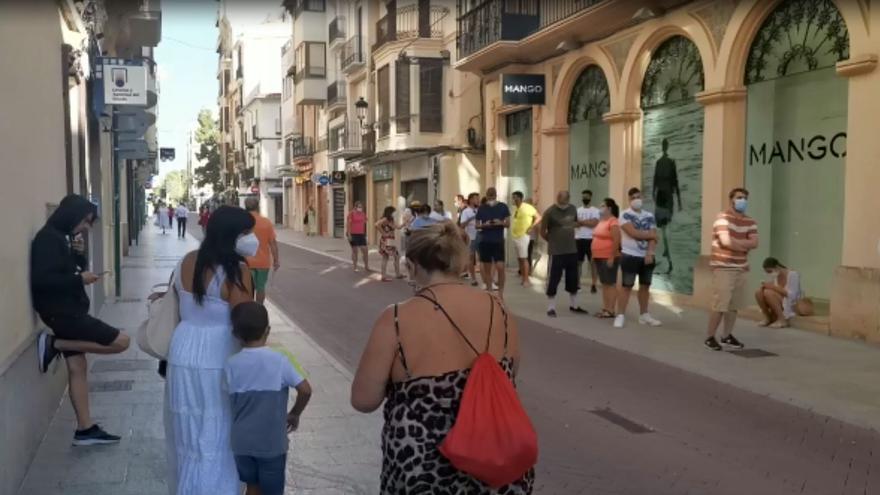 Se dispara la demanda para hacerse un test pcr contra el coronavirus en Castellón