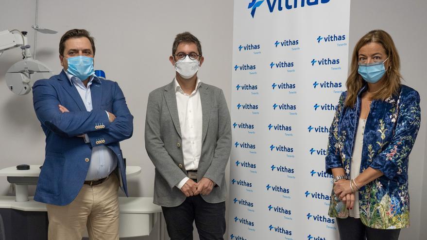 Vithas Eurocanarias inicia su actividad en el Hospital Vithas Tenerife