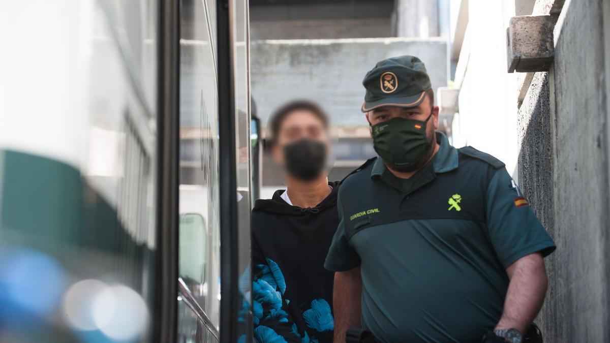 Ratifican la prisión provisional para los tres detenidos por el crimen de Samuel Luiz