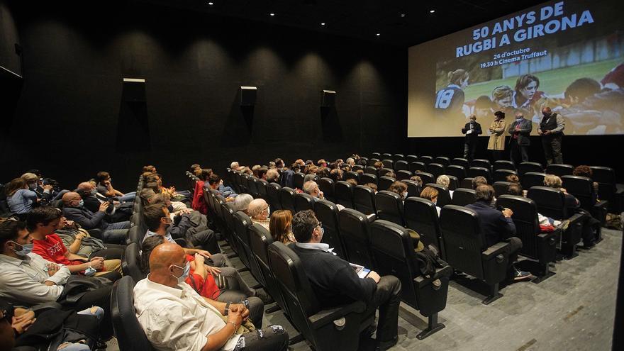 Un documental rememora mig segle de rugbi a Girona