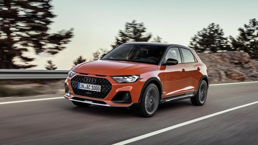 Audi A1 Citycarver, caràcter crossover
