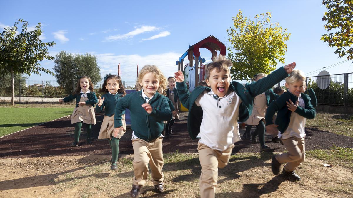 La Devesa School Carlet, centro educativo de referencia en la Comunitat Valenciana.