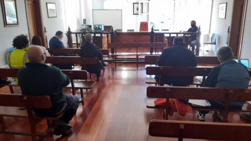 Los sindicatos reclaman al gobierno local el pleno para la aprobación de la RPT