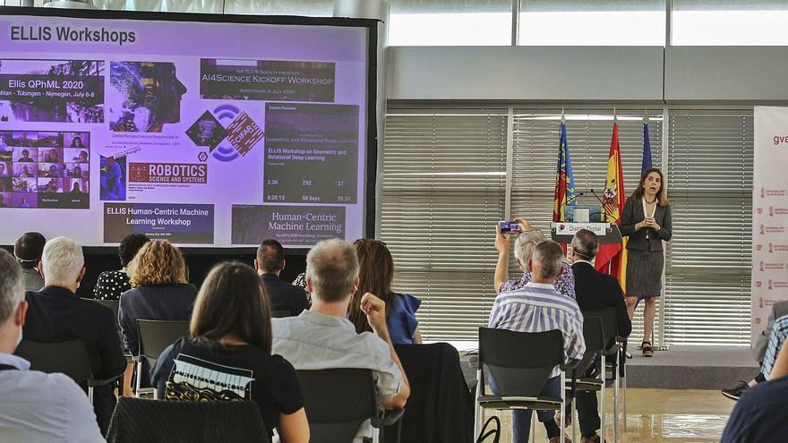 Europa selecciona a cuatro investigadores top en Inteligencia  Artificial para Alicante