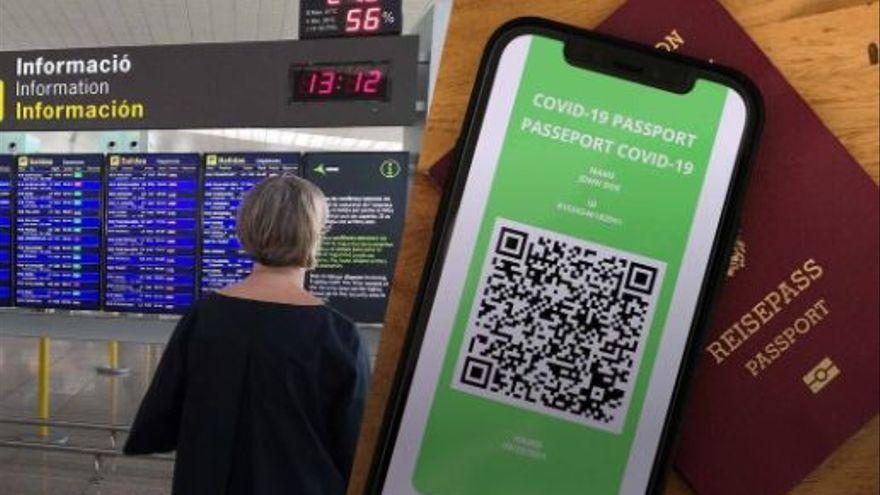 Así se pide el certificado o pasaporte covid en Aragón: ya van 281.529