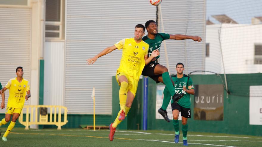 El Formentera jugará contra la Peña tras vencer al Sant Jordi