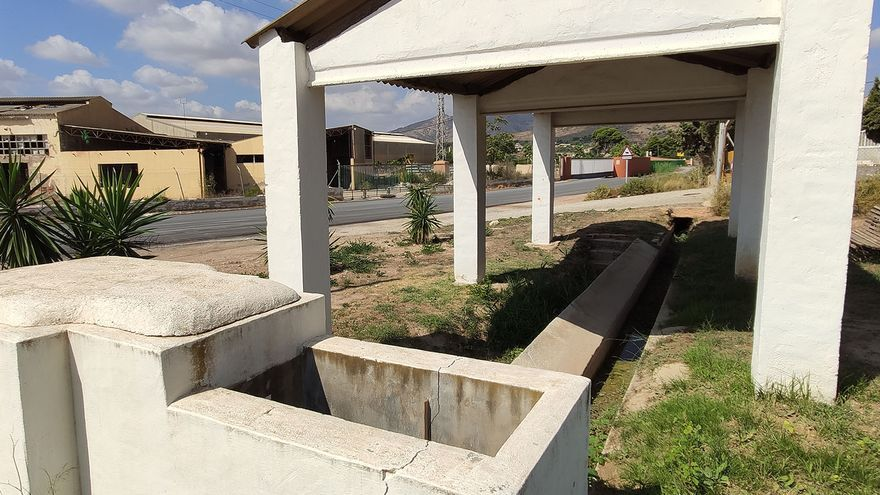"El lavadero tradicional de Novelda sale del ""limbo"""