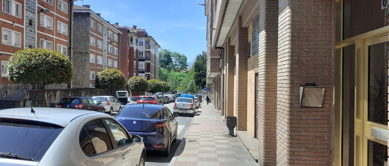 Calle Gran Vía donde sucedieron los hechos.