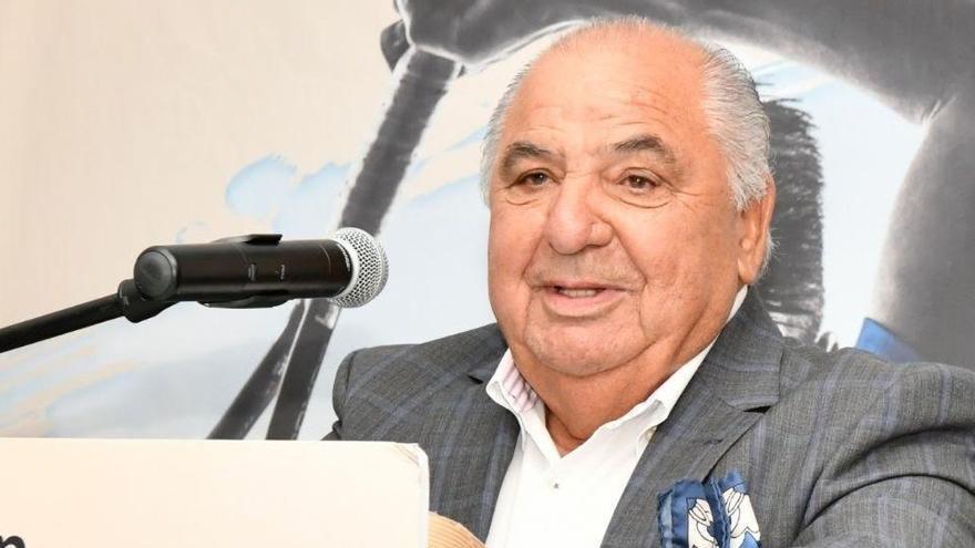 Muere por Covid-19 Pedro Muñoz, expresidente de la Federación Española de Tenis