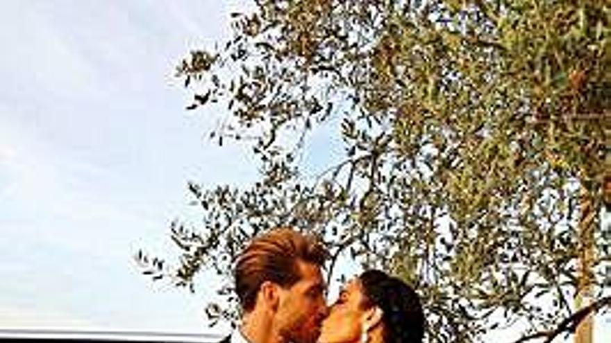Los entresijos de la boda de Ramos y Rubio