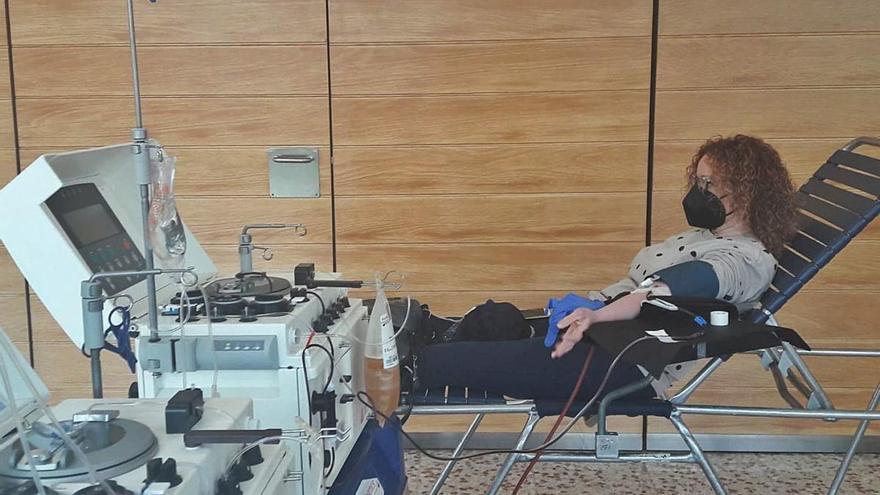 L'hospital Santa Caterina inicia la campanya de donació de sang i plasma