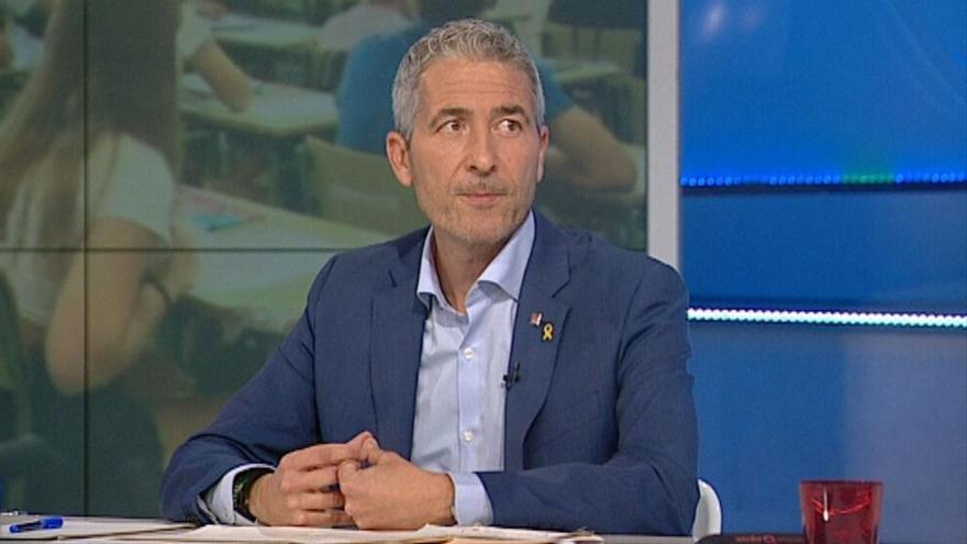 Josep Gonzàlez-Cambray, l'enginyer del retorn a les aules