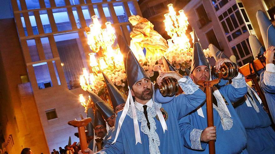"""Las procesiones vuelven en 2022 """"tal y como las conocíamos"""""""