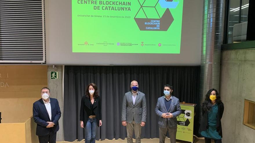 Girona, capital de la blockchain: una nova tecnologia de la revolució digital