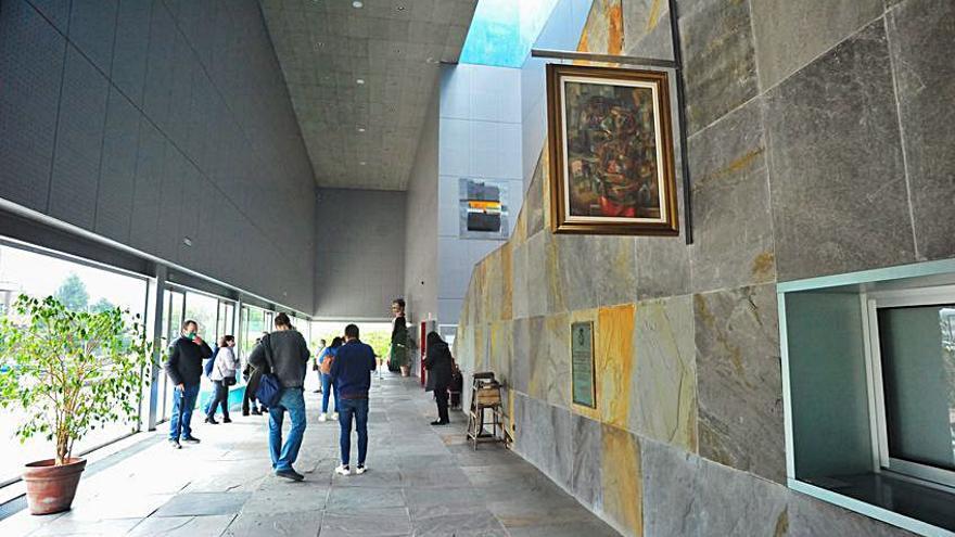 """El cuadro """"doble"""" de Rivas Briones ya está expuesto"""