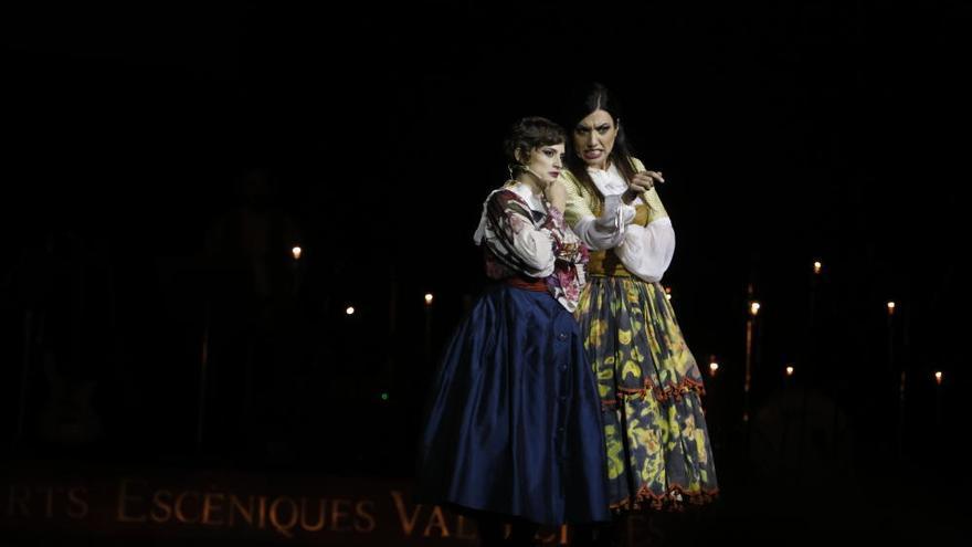 Las Artes Escénicas premian la danza de Picó y Ramírez y el circo de Escobedo