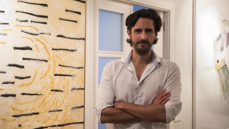 """Juan Diego Botto: """"Como Lorca, vivimos en una encrucijada en la que cambia el modelo político y social"""""""