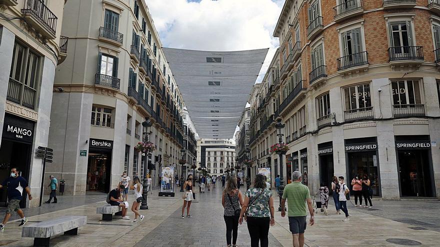El Covid baja el precio de la vivienda en el Centro de Málaga y los alquileres del comercio
