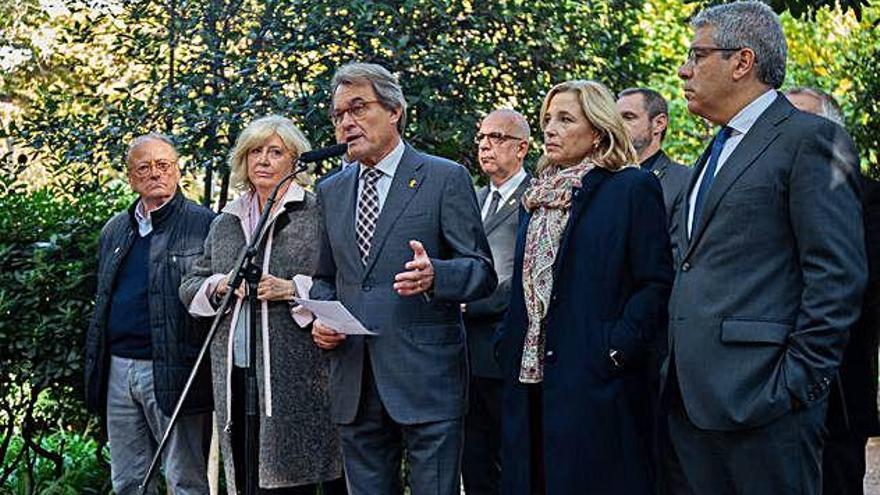 El Suprem rebaixa la inhabilitació a Artur Mas pel 9-N a un any i un mes