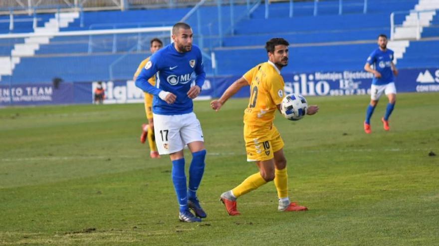 El UCAM Murcia no levanta cabeza