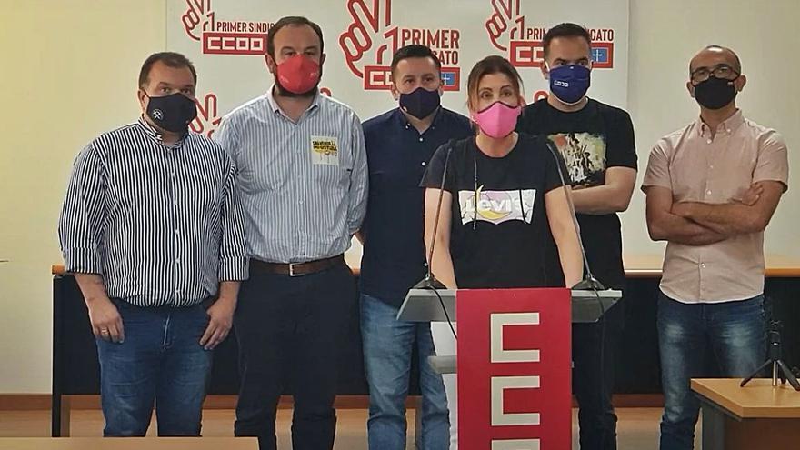 Los sindicatos suben el tono de sus protestas y cargan con dureza contra Teresa Ribera