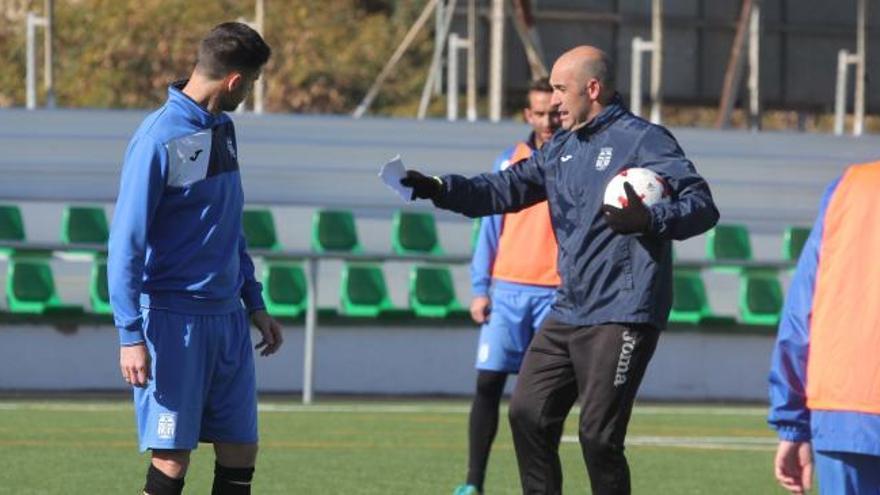 Monteagudo recupera a Aketxe pero pierde a Sergio Jiménez