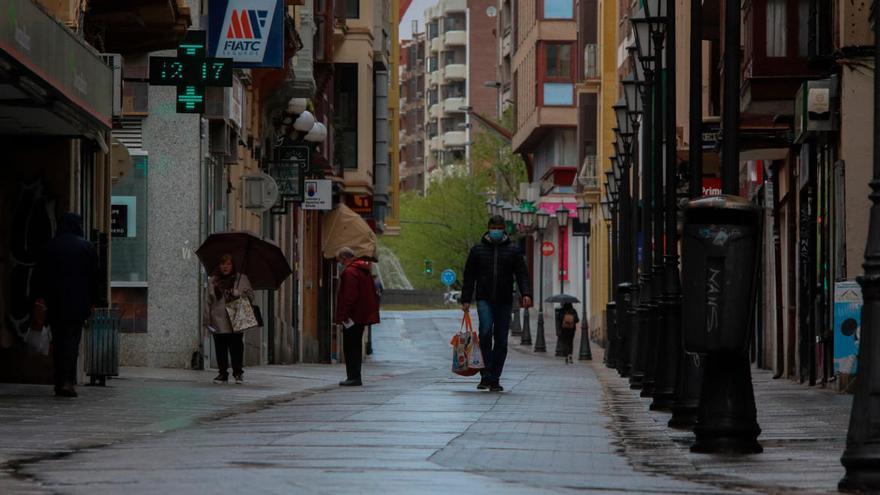 Varias zonas de Zamora acumulan tasas de contagio mínimas ante la futura desescalada