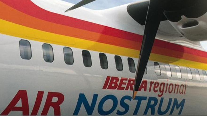 Air Nostrum refuerza la campaña de verano en Canarias