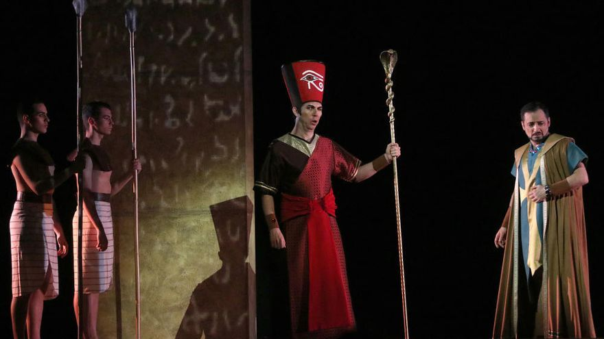 Vuelve 'Aida ' al Cervantes