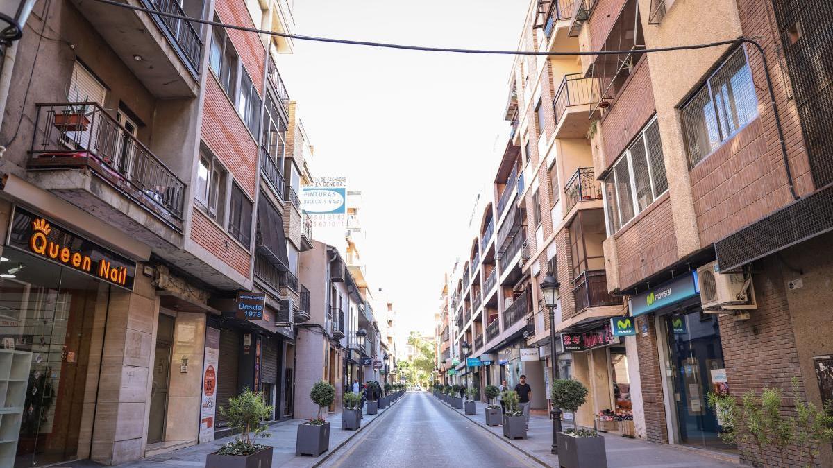 Paterna peatonaliza dos calles los fines de semana para facilitar la distancia social