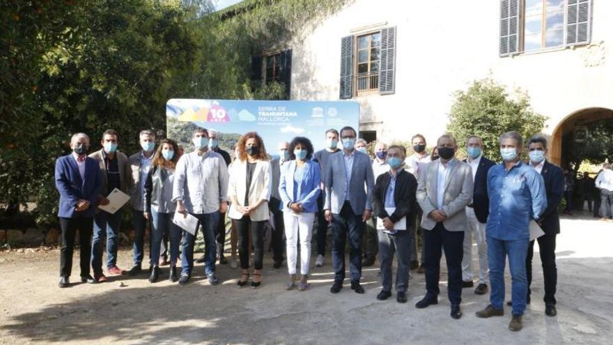 Raixa acoge el nuevo Centre Serra de Tramuntana para difundir los valores de la cordillera
