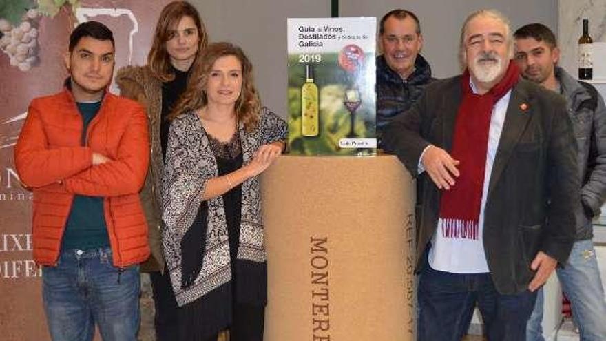 La Guía de Luis Paadín premia 77 vinos de la DO Monterrei, 10 con Gran Oro