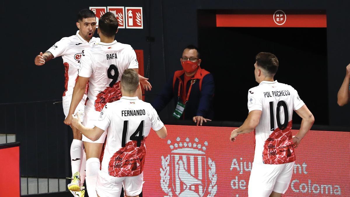 ElPozo gana al Levante en la Copa del Rey
