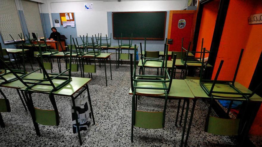 Los profesores gallegos irán a la huelga el 12 de diciembre