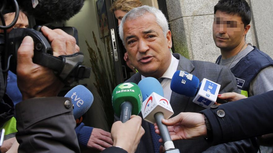 Pineda pide citar a Martínez por el caso Ausbanc