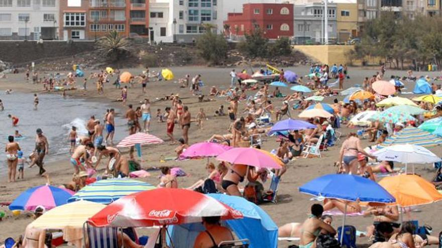 Continúa la amenaza de calor en Canarias
