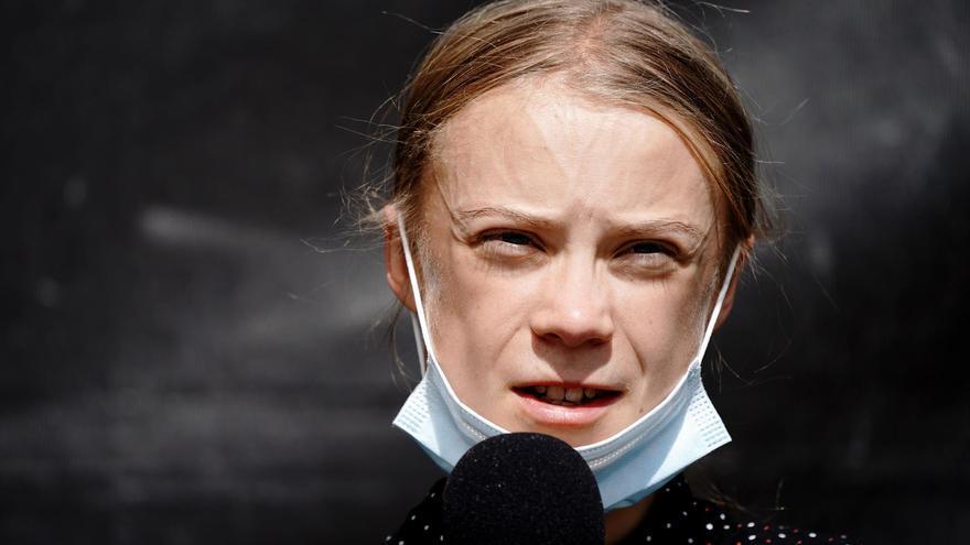 Greta Thumberg dona 100.000 euros contra la desigualdad en la vacunación