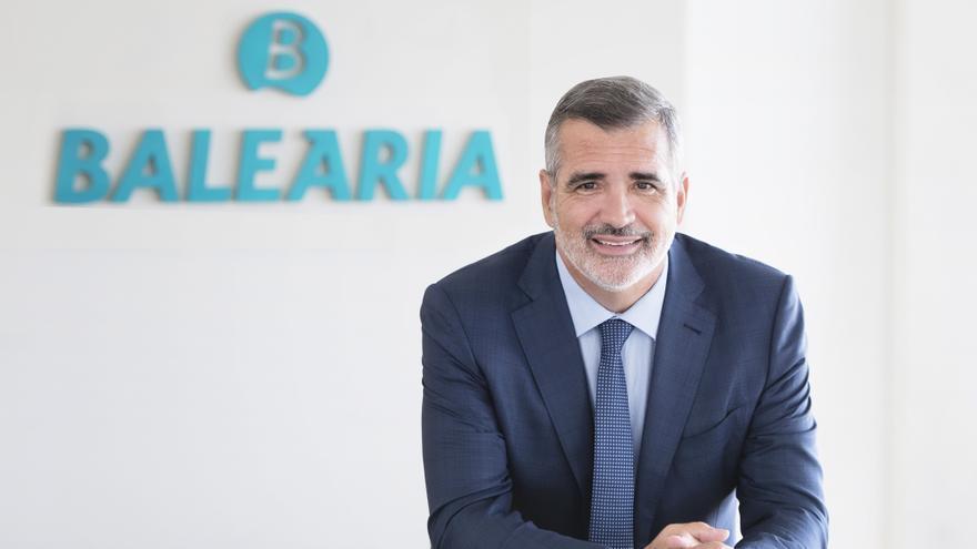 Adolfo Utor toma el control del 100% de las acciones de Baleària