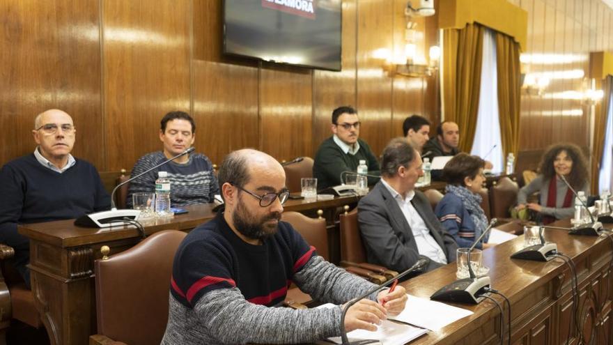 Las 35 propuestas del PSOE de Zamora para los presupuestos de la Diputación