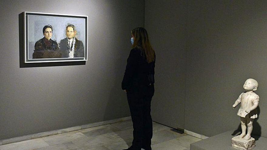 Bancaja suma tres nuevas obras a la exposición de Antonio López
