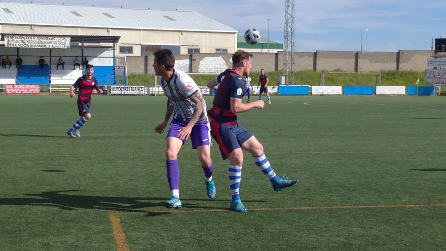 La UP Plasencia se asegura el playoff
