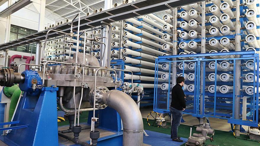 El Govern prevé que en julio la demanda de agua en Ibiza alcance el nivel precovid
