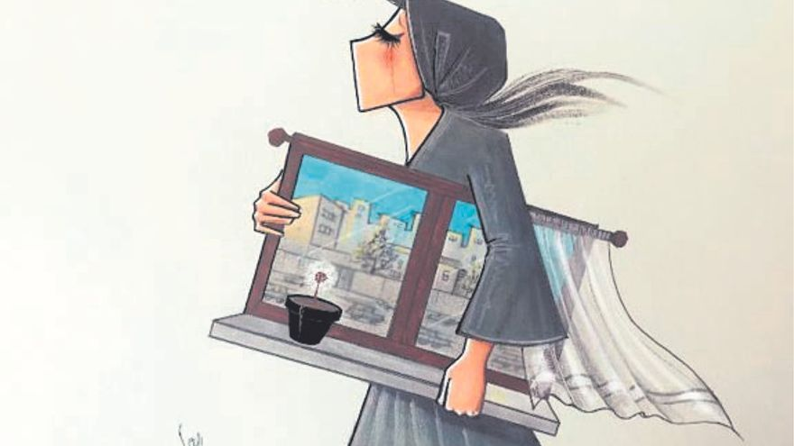 Las mujeres afganas, tan lejos y tan cerca