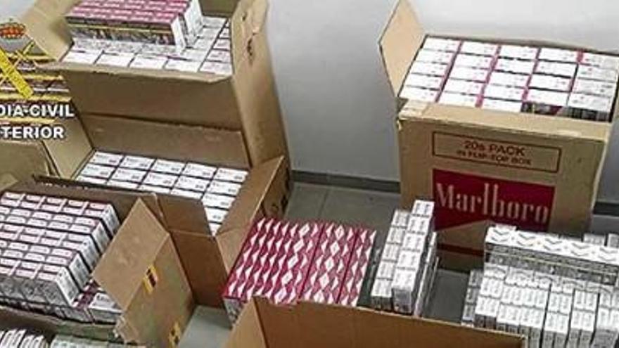 Polizei schnappt Zigarettendieb in Sa Pobla