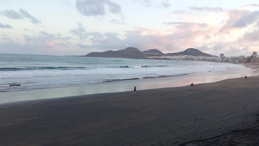 Tiempo en Gran Canaria (25/10/21)