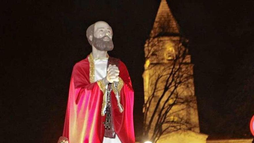 Cimavilla se queda sin su cortejo de las Lágrimas de San Pedro